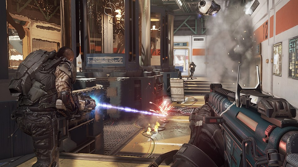 Call of Duty: Advanced Warfare wurde bei den D.I.C.E. Awards nicht berücksichtigt. Für das Entwicklerteam eine schmerzliche Erfahrung.