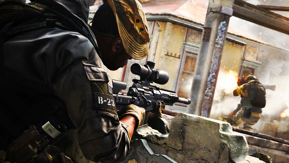 Call of Duty: Modern Warfare erscheint Ende Oktober.