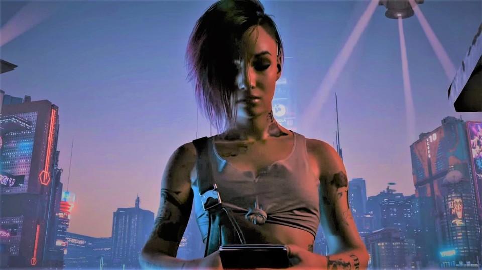 Cyberpunk 2077 erhält den folgenden Patch.