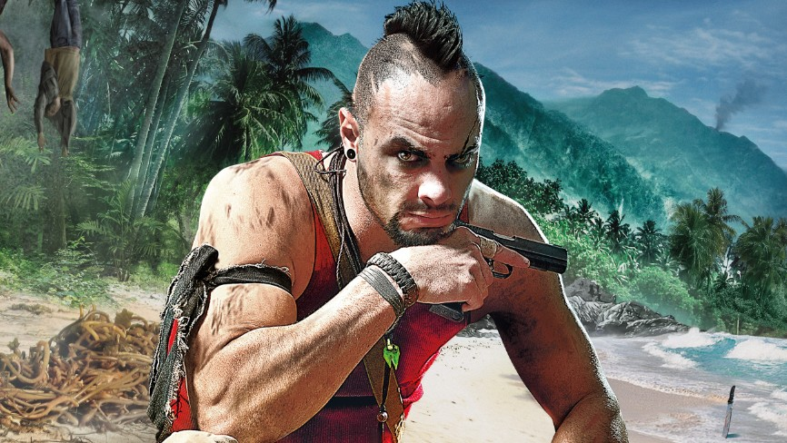 Vaas Montenegro aus Far Cry 3.