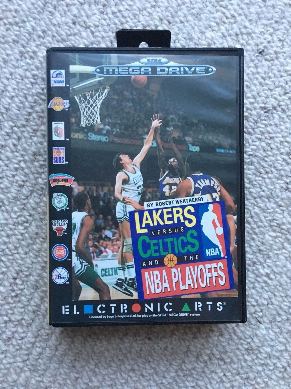 Lakers vs Celtics and the NBA Playoffs (Bildquelle: eBay-Nutzer damor99)