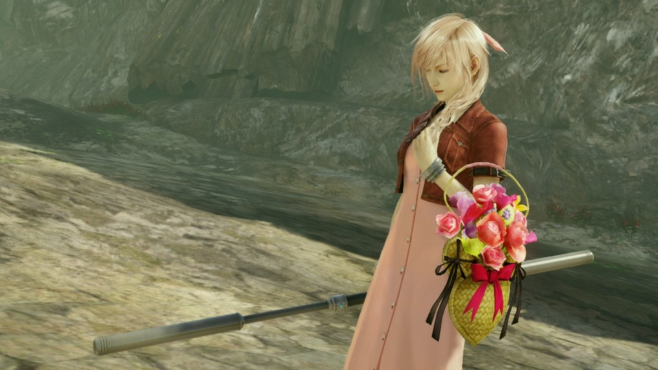 Outfits: Aerith