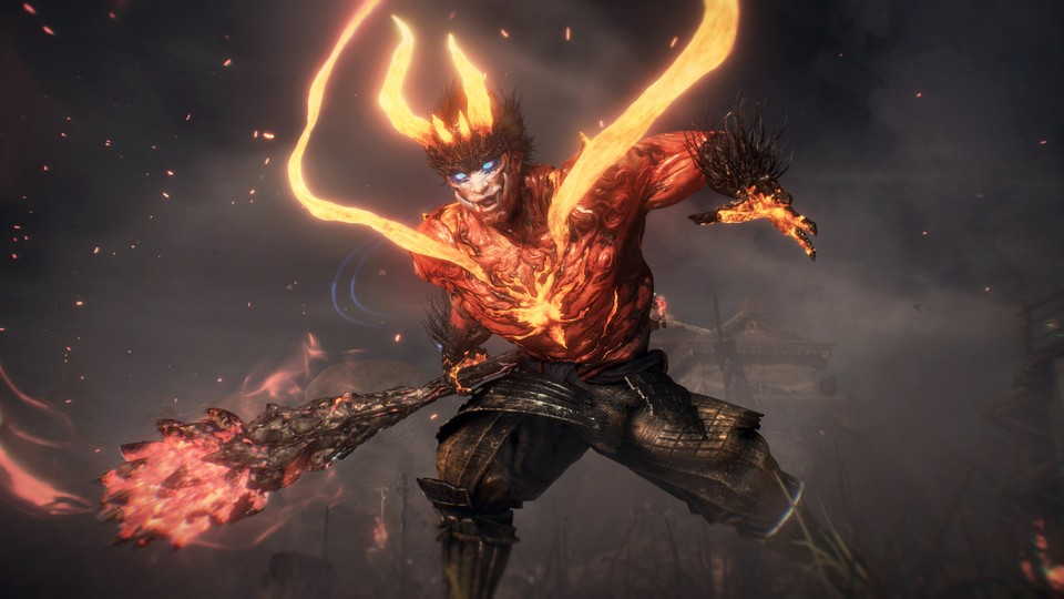 Nioh 2 startet im November in die Open-Beta.