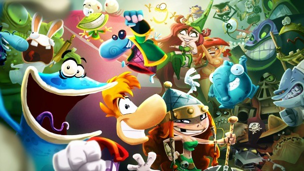 Rayman Legends: Definitive Edition für Nintendo Switch im Test.