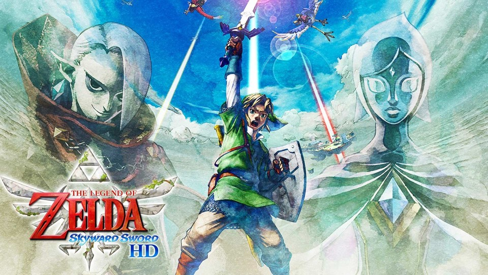 Skyward Sword HD vorbestellen