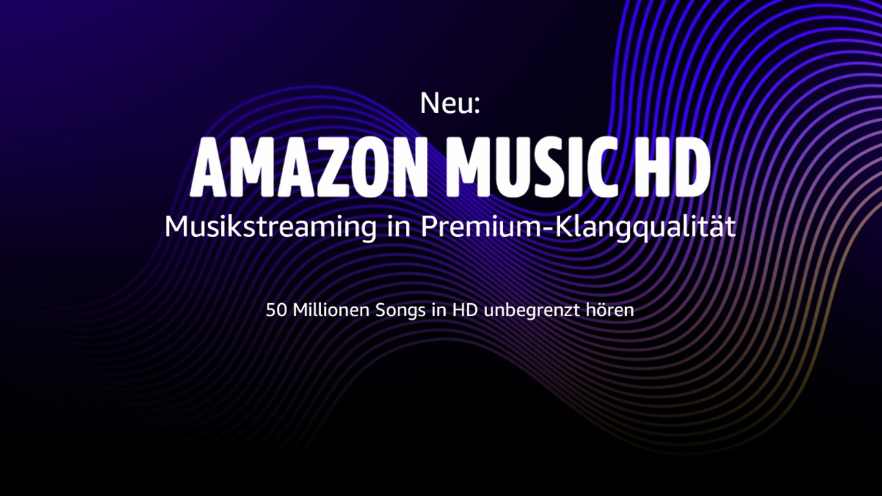 Amazon Music Streamen