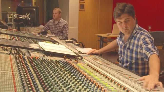 Castlevania: Lords of Shadow 2 - Entwickler-Video zur Entstehung des Soundtracks