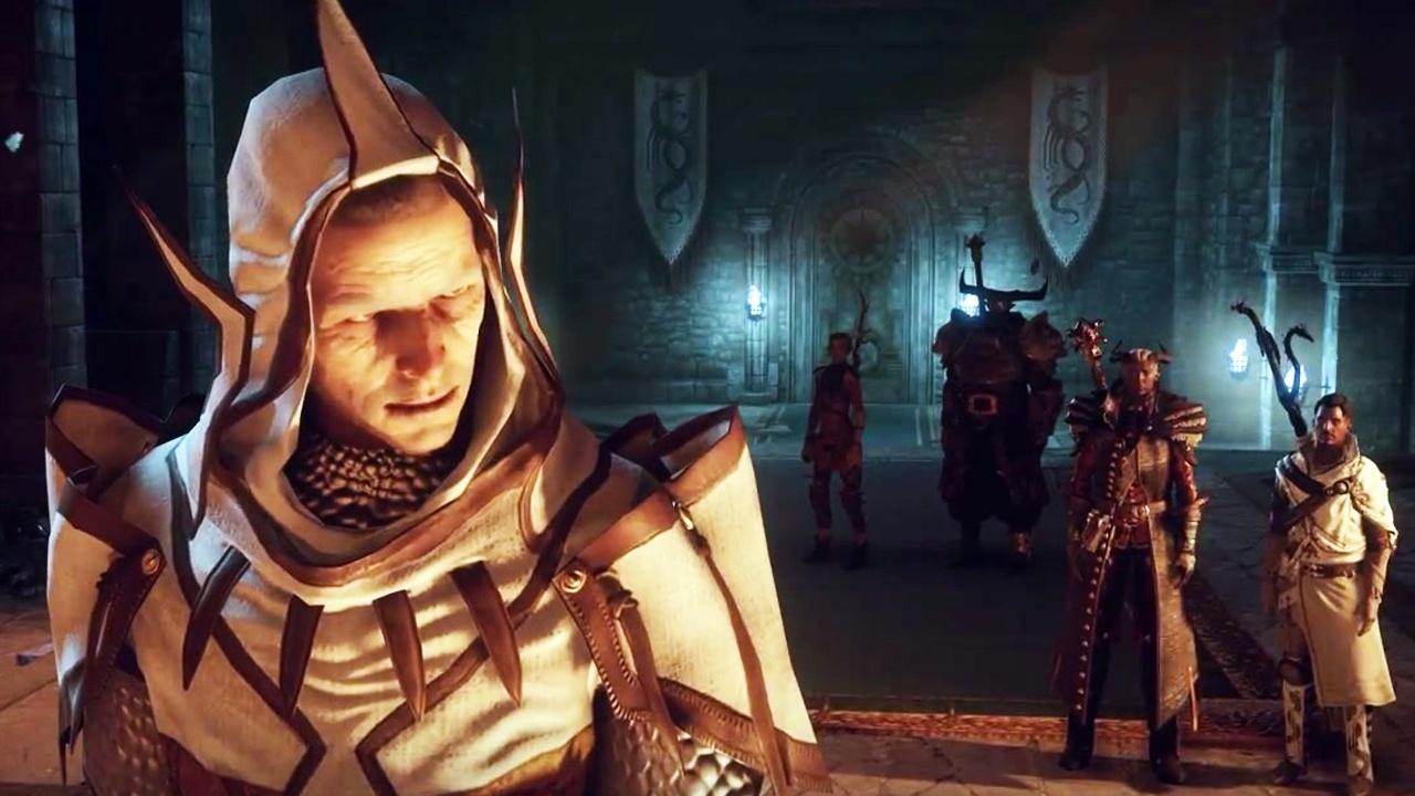 Dragon Age: Inquisition - Entwickler-Video: 14 Minuten im »Redcliffe Castle