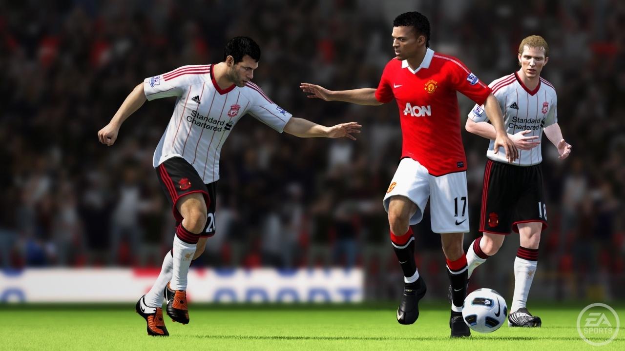 Fifa 11 anspielversion demo erscheint gleichzeitig mit for Couch koop ps4