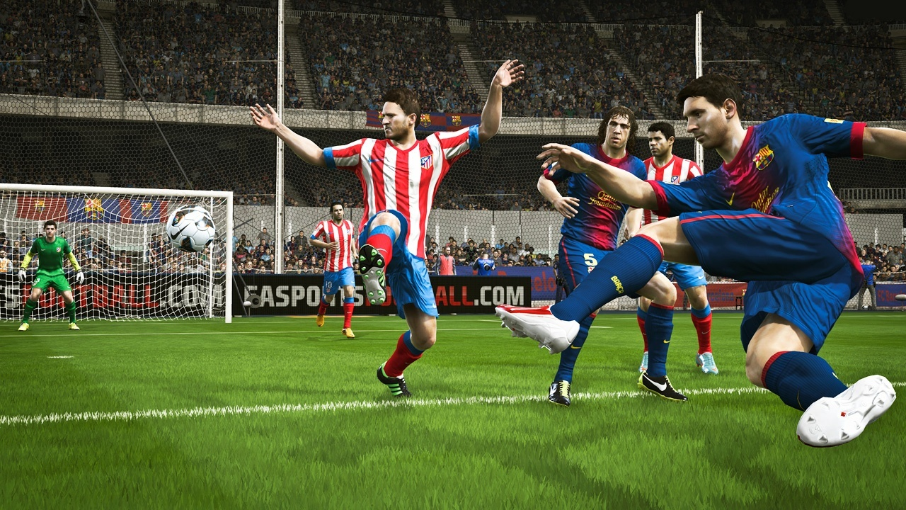 Electronic Arts Spiele
