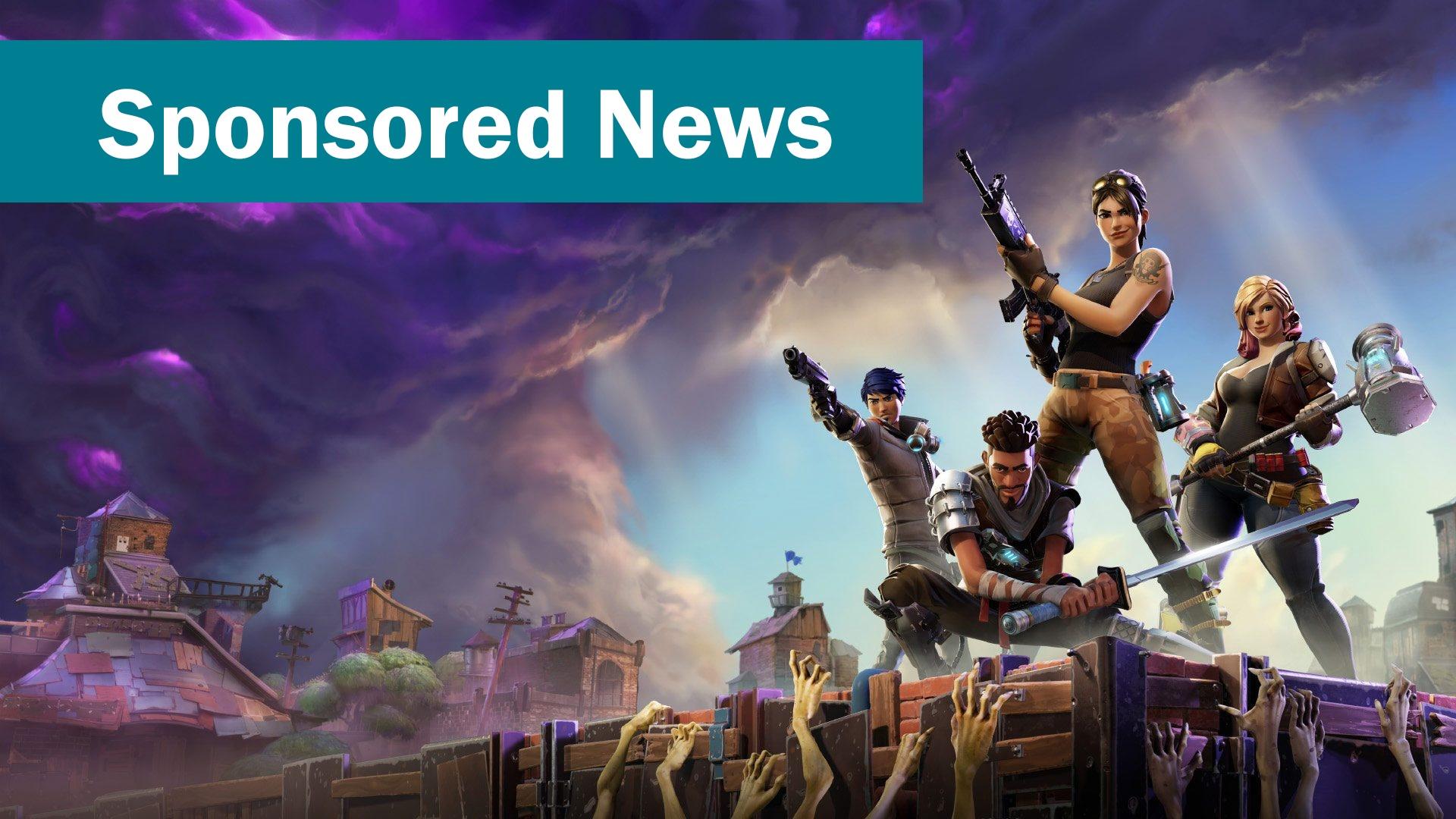 Fortnite Grunderpakete Im Ps Store Angebot Gamepro