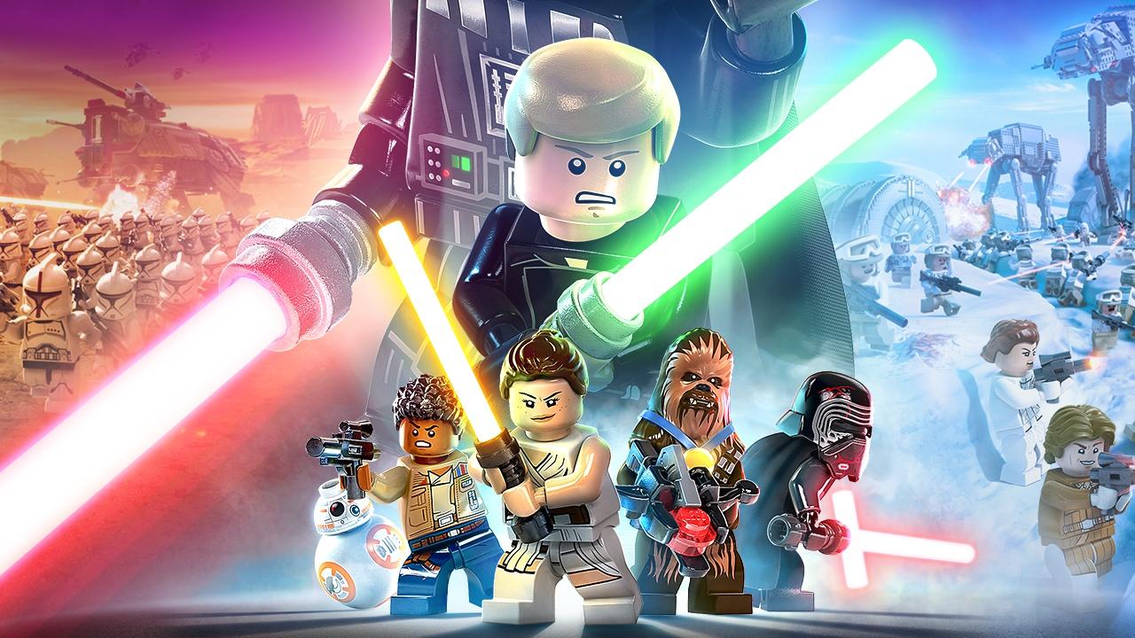 LEGO Star Wars wird 'anders': 24 Open Worlds, 500 ...